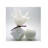 Love2smile pihentető levendula organikus fürdőgolyó 90 g