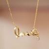 Love gyönggyel nyaklánc