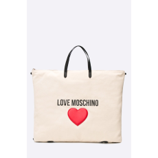Love moschino - Kézitáska - krém