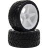 LRP Electronic VTEC silniční kola kompletní pro 1/10 4WD Buggy zadní (2 ks)