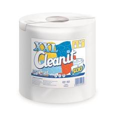 """LUCART Kéztörlő, tekercses, 2 rétegű, LUCART """"CLEANIT XXL 500"""", fehér fürdőszoba kiegészítő"""