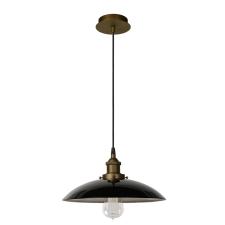 Lucide BISTRO Pendant E27 D32 H12cm Black- 78310/32/30 világítás