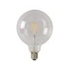 Lucide LED izzó G125 E27/5W/230V - Lucide 49017/05/60