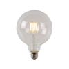 Lucide LED izzó G125 E27/8W/230V - Lucide 49017/08/60