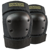 Luscious Skates Pro Park Protection Elbow Pads for Adults size M black