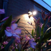 "Luxform ""Umbriel"" kerti falilámpa PIR érzékelővel 230 V"