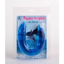 Lybaile Double Heads, TPR Material, Blue műpénisz, dildó