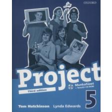 Lynda Edwards;Tom Hutchinson PROJECT 3RD ED. 5 HUNGARIAN WB + MULTIROM nyelvkönyv, szótár