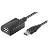 M-CAB 5M USB ACTIVE EXTENSION CABLE