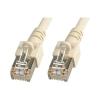 M-CAB CAT5E-SF/UTP-PVC-1.00M-GRY