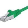 M-CAB CAT5E-SF/UTP-PVC-50.0M-GRN