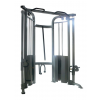 m-tech (F) FPK-5018 Fitness center, lapsúlyos kondigép, kombinált erősítő gép, funkcionális tréner, erőtorony