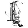 m-tech (G) GHG-41094GB Fitness center, lapsúlyos kondigép, kombinált erősítő gép, funkcionális tréner, erőtorony