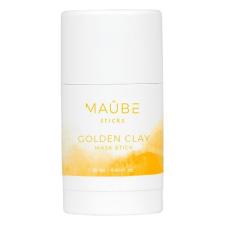 Maûbe Arcmaszk Golden Clay Maûbe (25 ml) arcpakolás, arcmaszk