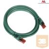 MACLEAN Maclean MCTV-302G Patchcord UTP cat6 Cable plug-plug 2m green