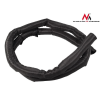 MACLEAN Maclean MCTV-678 B Self-Closing Cable Organizer Audio 29 mm Diameter