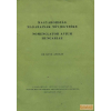 Madártani Intézet kiadványa Magyarország madarainak névjegyzéke