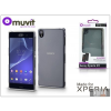 Made for Xperia MUVIT Sony Xperia Z3 (D6603) hátlap - Made for Xperia Muvit miniGel - clear