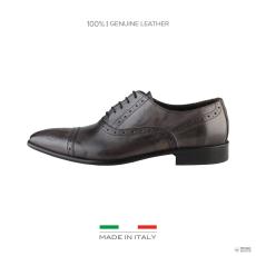 Made In Italia készült Italia férfi alkalami cipő CESARE_GRIGIO