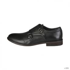 Made In Italia készült Italia férfi Flat Cipő CELSO_fekete