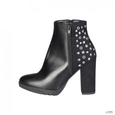 Made In Italia készült Italia női boka csizma cipő DORA_fekete