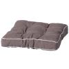 Madison Panama FLORB222 tópszínű matrac ülőpárna 47 x 47 cm