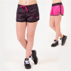 MADISON REVERSIBLE SHORT - BLACK/PINK (BLACK/PINK) [XS]