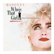Madonna Who's That Girl? (CD) filmzene