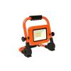 Magg LED fényszóró állvánnval 30W, 4000K, 2100L, IP44, narancs