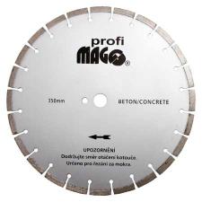 MAGG PROFI - Gyémánt vágótárcsa szegm. 350x3,4/10x25,4mm beton barkácsolás, csiszolás, rögzítés