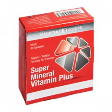 Magister Doskar Super Mineral Vitamin Plus tabletta vitamin
