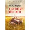 Magvető Kiadó Nicole Krauss: A szerelem története