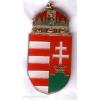 Magyar címer jelvény 37 mm