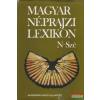 Magyar néprajzi lexikon 4. (N-Szé)