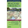 - MAGYARORSZÁG IDEGENFORGALMI AUTÓSTÉRKÉP - 2015 (SZIMPLA)