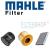 Mahle Audi A3 1.2 TFSi szűrőszett MAHLE + Castrol Edge 5w40 4 Liter