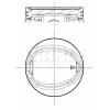 MAHLE ORIGINAL Termosztát, hűtés - kipufogógáz visszavezetés MAHLE ORIGINAL TE 2 70