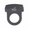 Maia Maia Liam - akkus péniszgyűrű (szürke)