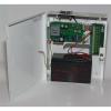 Makrai kapcsoló üzemű CCTV kamera tápegység, szünetmentes üzemmód, 10A, 10 kimenet, akkumulátorhely (12V/7Ah)