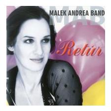 Malek Andrea Band Retúr (CD) rock / pop