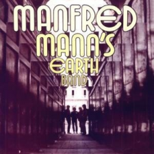 MANFRED MANN EARTH BAND - Manfred Mann Earth Band CD egyéb zene