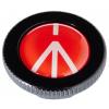 Manfrotto ROUND-PL QR Compact Action Tripod talp