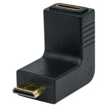 MANHATTAN Adapter, mini HDMI-mini HDMI, felfelé 90°, MANHATTAN kábel és adapter