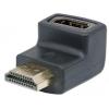 MANHATTAN HDMI - HDMI adapter, F/M, 90°, MANHATTAN