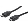 MANHATTAN HDMI kábel, 3 m, ethernet, MANHATTAN KMA323222