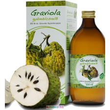 MannaVita Graviola 100 %-os gyümölcsvelő 500 ml - MannaVita biokészítmény
