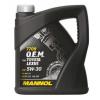 Mannol Motorolaj 5W-30 O.E.M. Toyota, Lexus ACEA C2/C3, ACEA A5/B5, API SM/CF Mannol 7709 4 liter