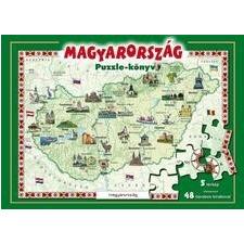 Manó Könyvek Kiadó Magyarország puzzle-könyv Manó Könyvek Kiadó 2011 puzzle, kirakós