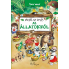 Manó Könyvek Tony Wolf: Mesél az erdő - Az állatokról