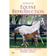 Manual of Equine Reproduction – Steven Brinsko idegen nyelvű könyv